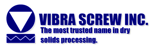 Vibra Screw Inc. - The most trusted name in dry solids processing.