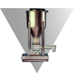 Vibra Screw - Continuous Loss In Weight Feeder
