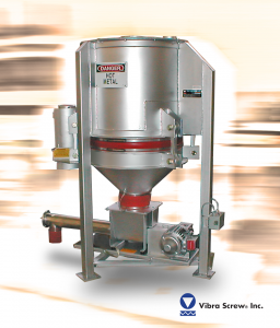 High Temperature Loss-In-Weight Feeder
