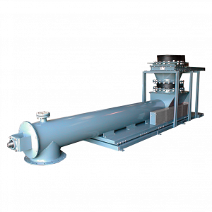 Volumetric Screw Feeders & Conveyors